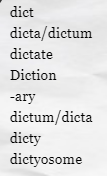 vocabulary builder